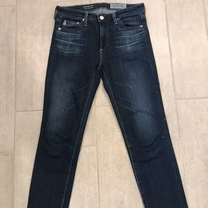Ag Adriano Goldschmied Jeans - AG Prima Crop